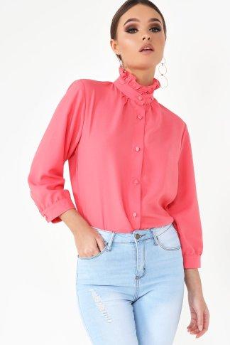 ingrid-coral-frill-collar-blouse-1_2048x2048