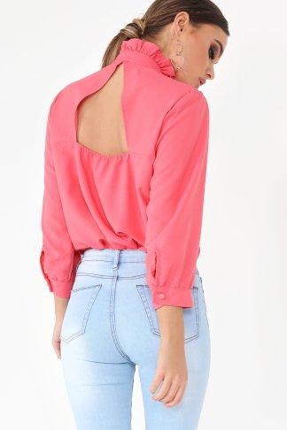 ingrid-coral-frill-collar-blouse-4_2048x2048
