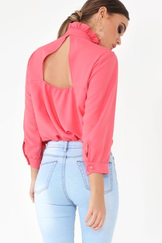 ingrid-coral-frill-collar-blouse-4_2048x2048